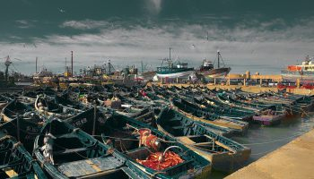 Essaouira Bay