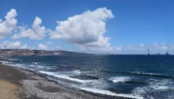 Jinamar beach