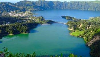 Lagoa Azul – Sete Cidades