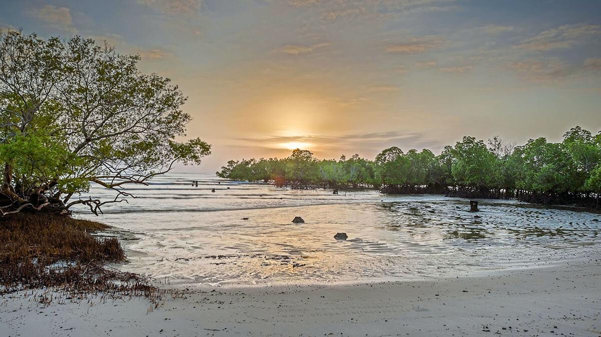 Mwazaro Beach