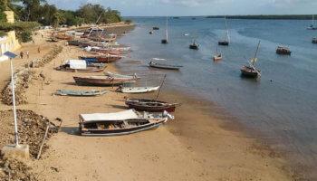 Shela, Lamu island
