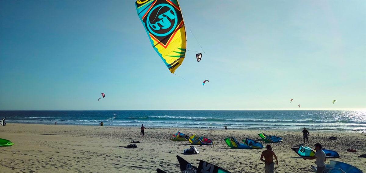 Nova Vaga beach