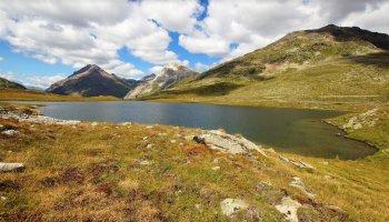 Berninapass (Lej Pitschen)