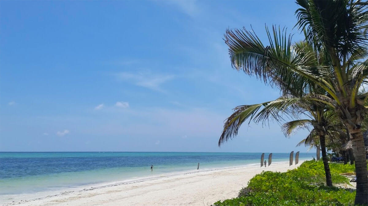 Breezes Kite Beach, Zanzibar
