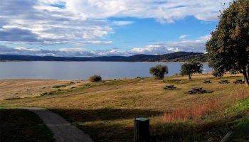 Naussac Lake