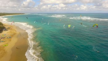 Cabarete Kite Beach