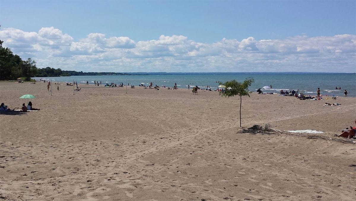 St. Catharines Beach