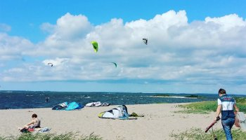 Kite Beach Kaliningrad